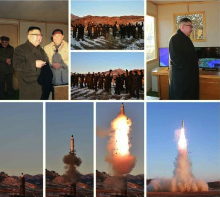[Photo: Rodong Sinmun]