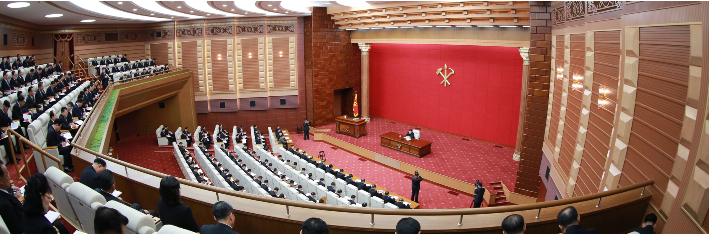 4th Plenum of the the WPK Central Committee Held | North